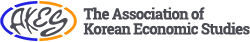 The Association of Korean Economic Studies Logo